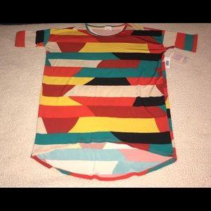 LulaRoe shirt new with tags size XS